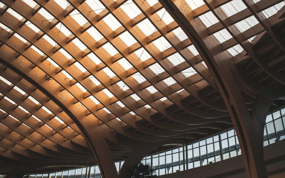 Il legno lamellare e le sue applicazioni